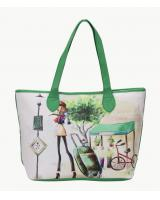 WB3026 Korea Fashion Bag Green