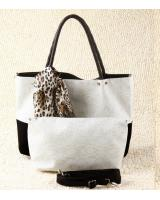 WB3056 Korea Fashion Bag Almond