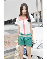 WP9089 Stylish Pant Green