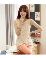 WT9256 Korea Fashion Top As Picture
