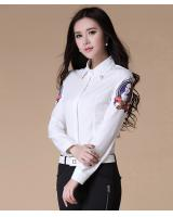 WT5958 Fashion Top White