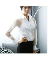 WT6025 Stylish Top White