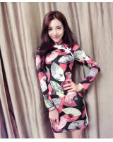 WC3247 Fashion Cheongsam As Picture