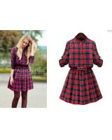 WD6917 Fashion Dress As Picture