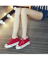 PS1454 Fashion Canvas Shoe Red (Pre Order)