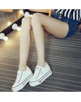 PS1454 Fashion Canvas Shoe White (Pre Order)