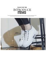 PS1455 Trendy Shoe White (Pre Order)