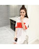 WD7179 Fashion Casual Dress Red