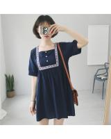 WD7186 Sweet Dress Blue