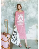 WD7265 Fashion Dress Light Pink
