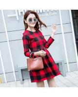 PD1559 Fashion Dress Red (Pre Order)