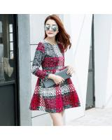 PD1561 Trendy Dress As Picture (Pre Order)