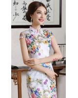 PC1602 Fashion Cheongsam As Picture (Pre Order)
