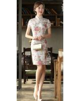 PC1609 Lovely Cheongsam As Pictured (Pre Order)