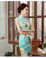 PC1613 Pretty Cheongsam Green (Pre Order)