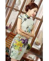 PC1614 Charming Cheongsam As Picture (Pre Order)