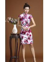 PC1652 Fashion Cheongsam As Picture (Pre Order)