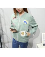 PJ1674 Fashion Jacket Green (Pre Order)