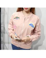 PJ1674 Fashion Jacket Pink (Pre Order)