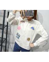 PJ1674 Fashion Jacket White (Pre Order)