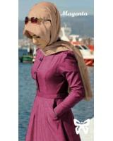 WH1169 Charming Jubah Purple