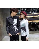 PT1686 Fashion Couple Shirt As Picture (Pre Order)