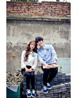 PT1688 Charming Couple Shirt As Picture (Pre Order)