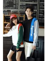 PT1689 Trendy Couple Top As Picture (Pre Order)