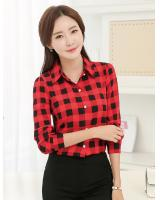 WT7501 Charming Top Red