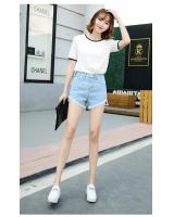 PP1817 Stylish Pant Light Blue (Pre Order)
