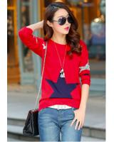 PT1900 Fashion Top Red (Pre Order)