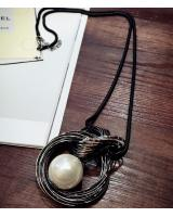 PA1843 Stylish Necklace White (Pre Order)