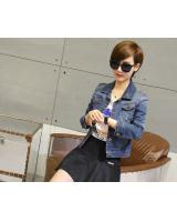 PJ1851 Stylish Denim Jacket (Pre Order)