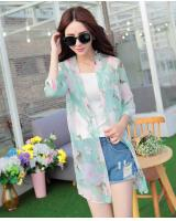PJ1860 Fashion Cardigan Light Green (Pre Order)