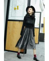 PK1912 Pretty Skirt Grey (Pre Order)