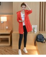 PJ1916 Hooded Jacket Orange (Pre Order)