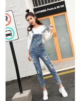 PP1873 Stylish Jumpsuit Blue (Pre Order)