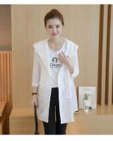 PJ1916 Hooded Jacket White (Pre Order)