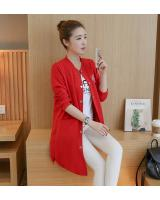 PJ1919 Long Jacket Red (Pre Order)