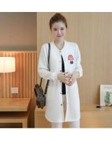 PJ1919 Long Jacket White (Pre Order)