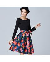PT1921 Top and Skirt Set As Picture (Pre Order)