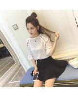 PT1898 Lovely Top White (Pre Order)