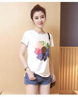 PT1928 Pretty Top White (Pre Order)