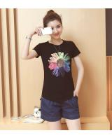 PT1928 Pretty Top Black (Pre Order)