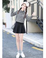 PT1929 Fashion Top Black (Pre Order)