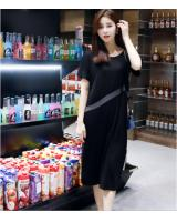 WD7515 Stylish Dress Black