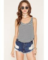 WT7540 Sleeveless Top As Picture
