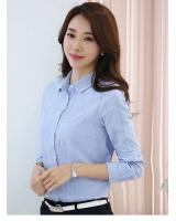 WT7552 Charming Top Blue