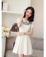 PD2016 Charming Dress White (Pre Order)