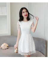 PD2019 Stylish Dress White (Pre Order)